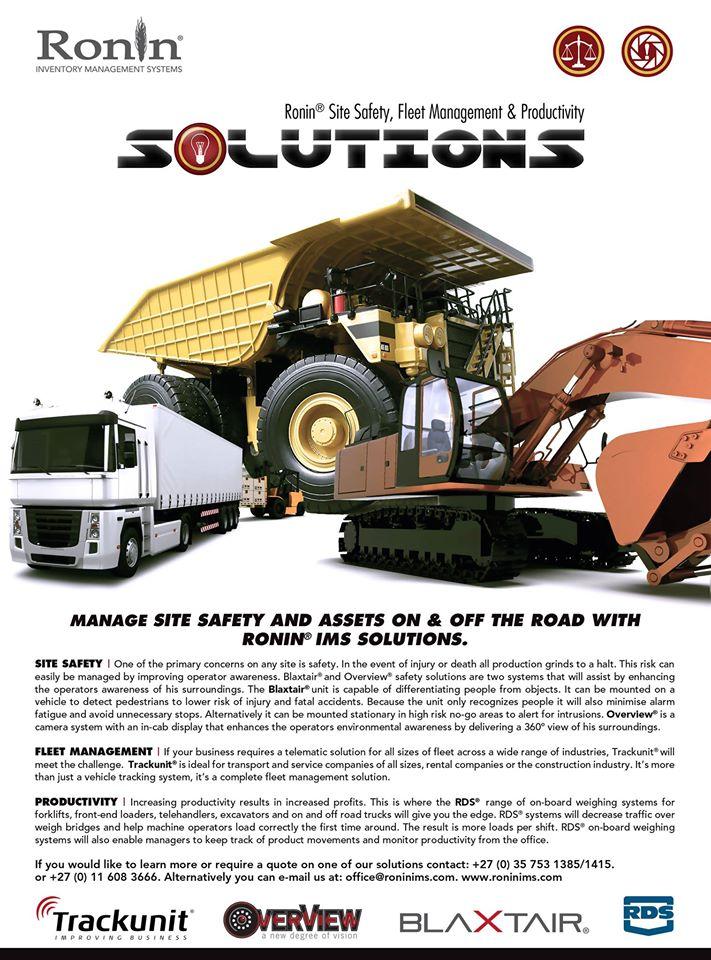 Ronin Solutions Earthbroker